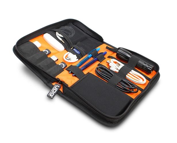 UDG Ultimate DIGI Wallet Small Bag Black/Orange inside