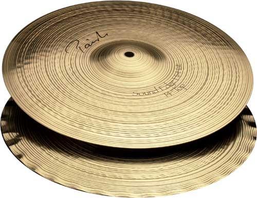 """PAISTE Signature Sound Edge Hi-hat 14"""""""