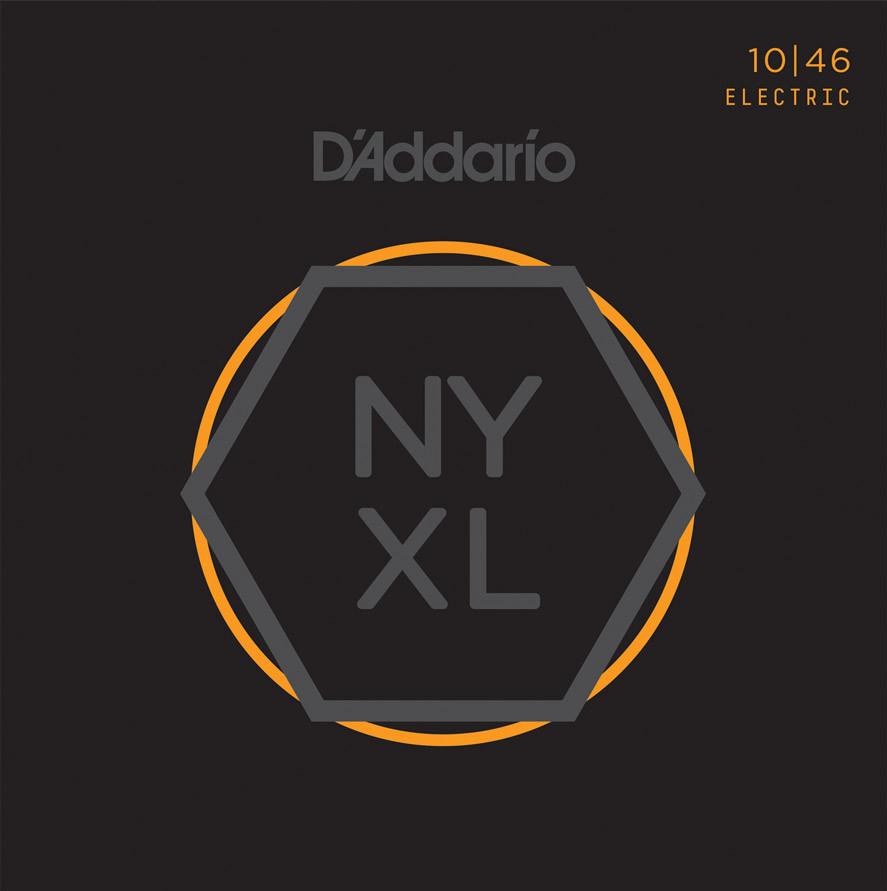 D'ADDARIO NYXL Regular Light 10-46