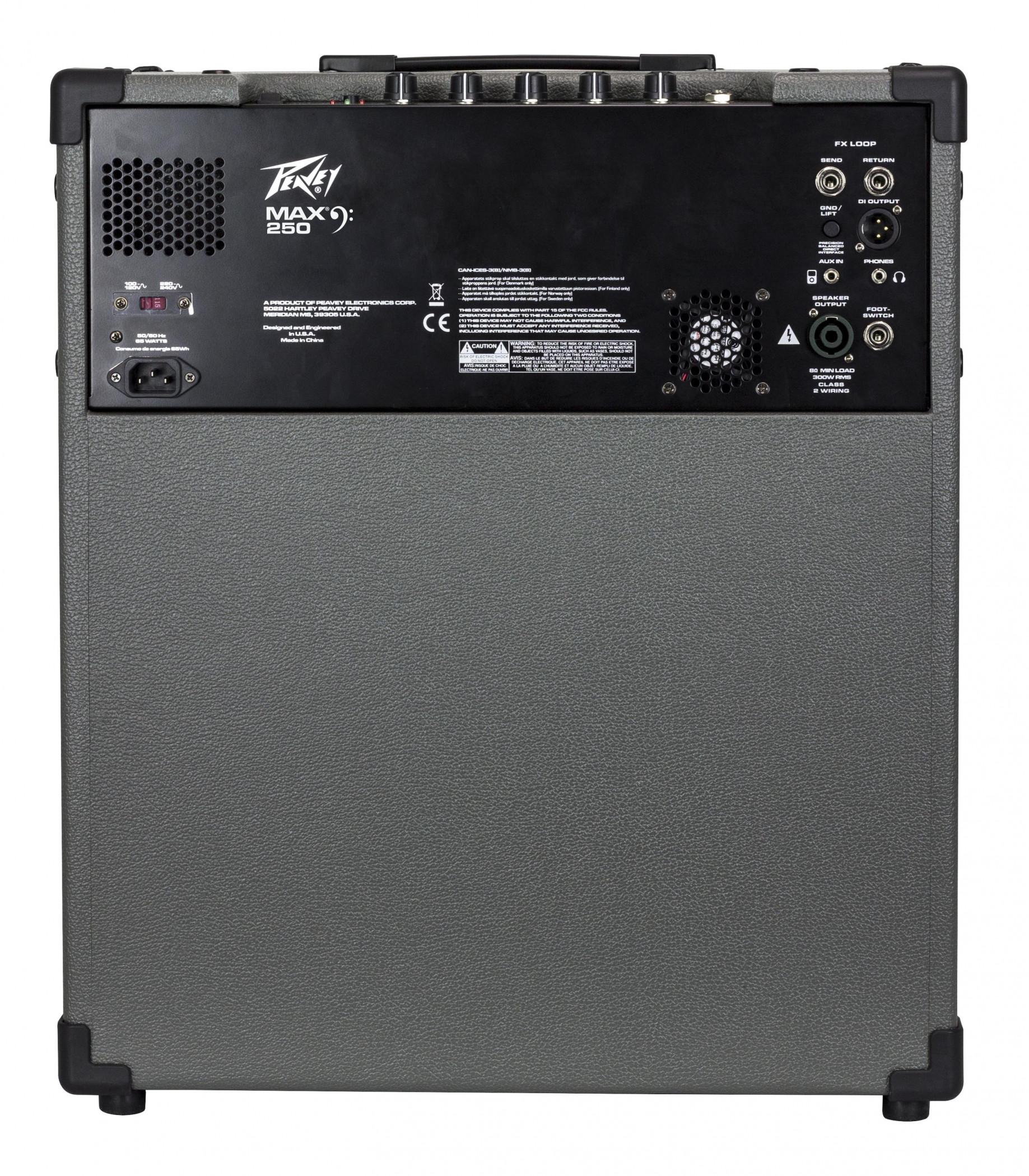 PEAVEY Max 250