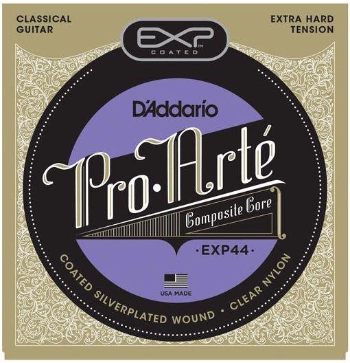 D'ADDARIO EXP44 Nylon Extra Heavy - .029 - .047