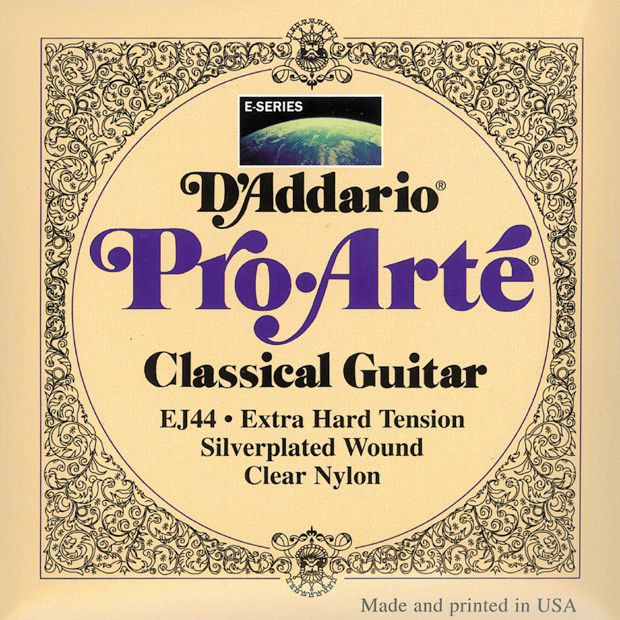D'ADDARIO EJ44 Classic Nylon Pro Arté Extra Hard - .029 - .045