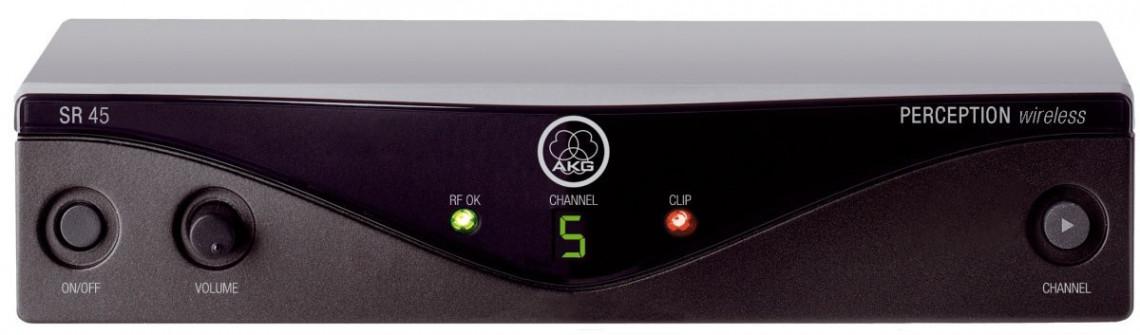 AKG Perception WMS45 Wireless Vocal Set - A