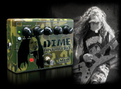 DUNLOP MXR Dime Distortion