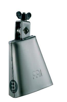 "MEINL STB45L Cowbell 4 1/2"" Low Pitch - Steel"