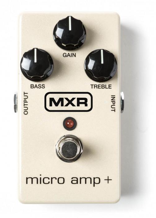 DUNLOP MXR Micro Amp+ M233
