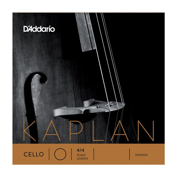 D´ADDARIO - BOWED Kaplan Cello KS512 4/4M