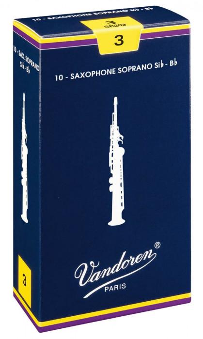 VANDOREN SR205 Traditional - Sopran saxofon 5.0