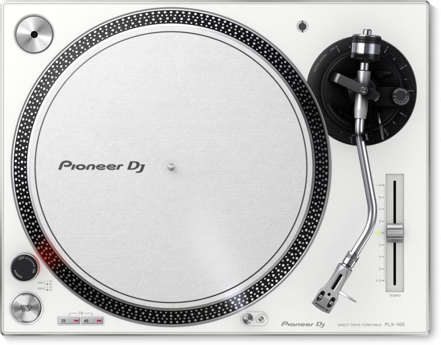 PIONEER DJ PLX-500-W