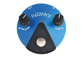 DUNLOP Silicon Fuzz Face® Mini Distortion