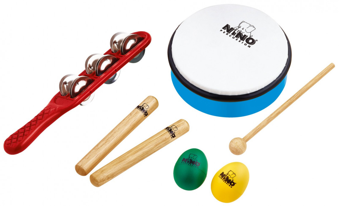 NINO PERCUSSION NINOSET3 Percussion Set