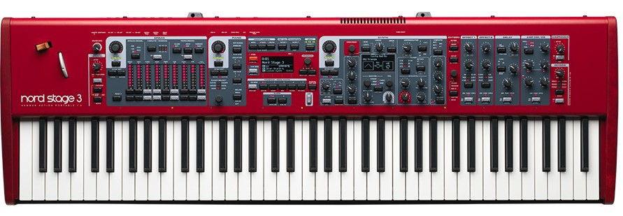 CLAVIA Nord Stage 3 HP76