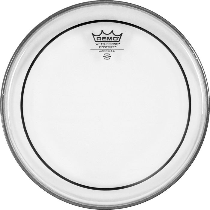 REMO Pinstripe Clear 8""