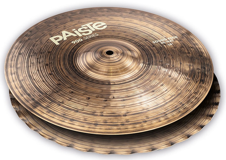 "PAISTE 900 Series Sound Edge Hihat 14"""