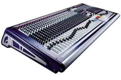 SOUNDCRAFT GB4-24CH