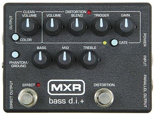 DUNLOP MXR BASS D.I.+