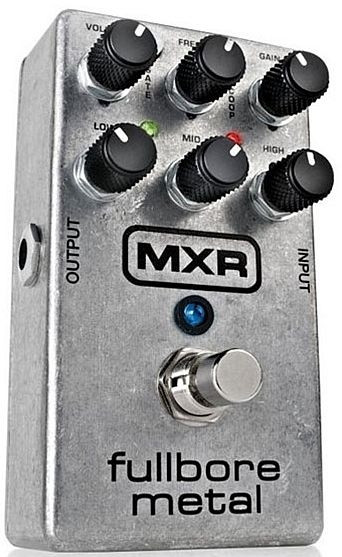 DUNLOP MXR M116 Fullbore Metal Distortion