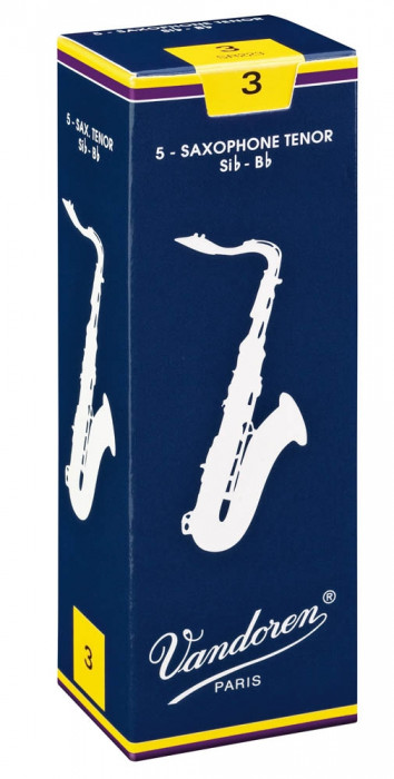VANDOREN SR223 Traditional - Tenor saxofon 3.0