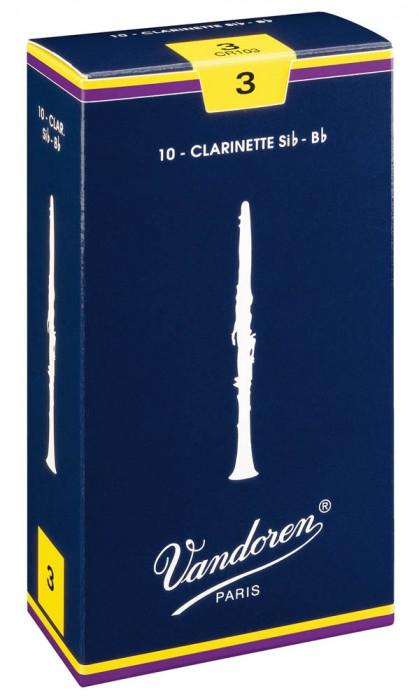 VANDOREN CR103 Traditional - Bb klarinet 3.0