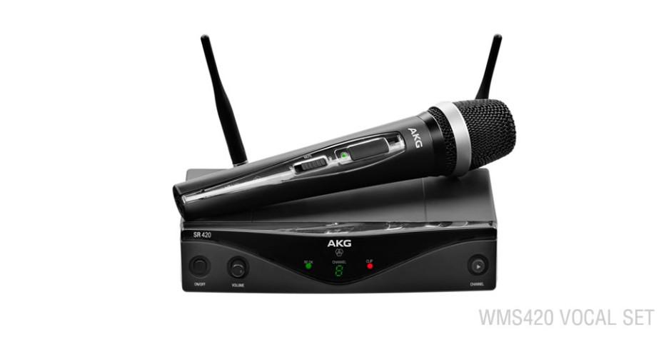 E-shop AKG WMS 420 Vocal / M