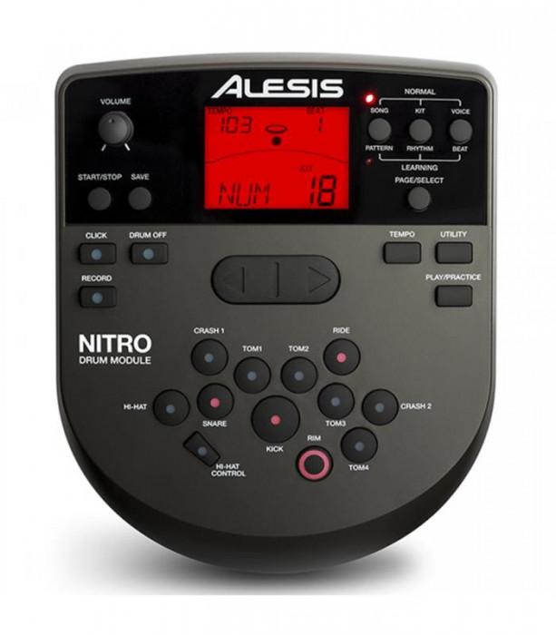 ALESIS Nitro Mesh Special Edition RED