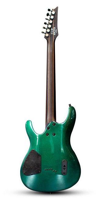 IBANEZ S671ALB Blue Chameleon