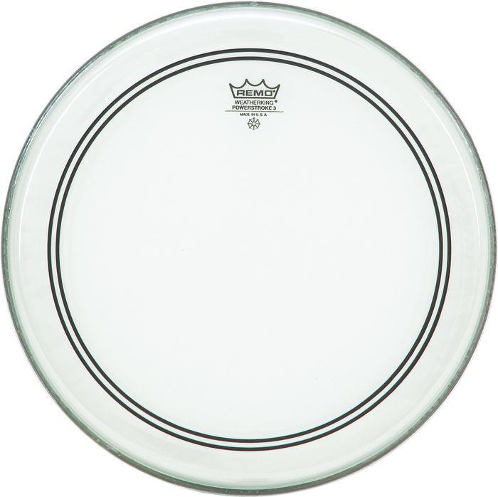 REMO Powerstroke 3 Clear 14""