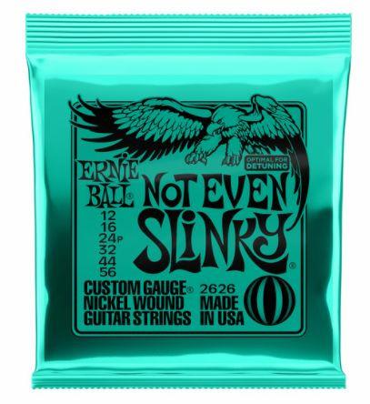 ERNIE BALL P02626 Not Even Slinky 12-56
