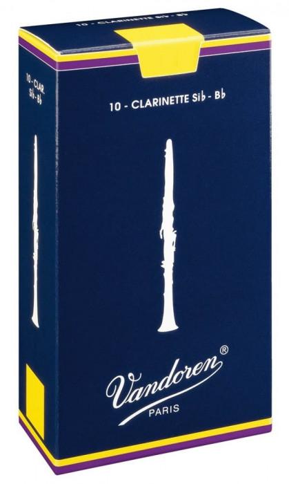 VANDOREN CR102 Traditional - Bb klarinet 2.0