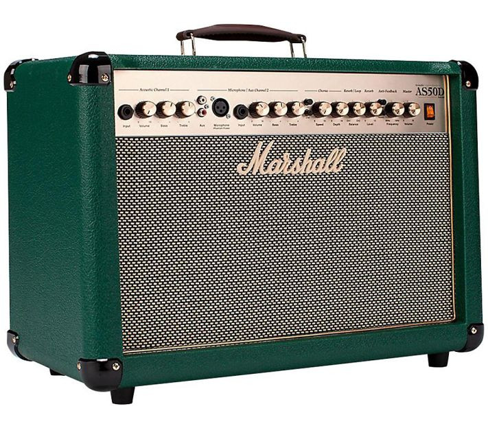 MARSHALL AS50DG Limited Edition Green