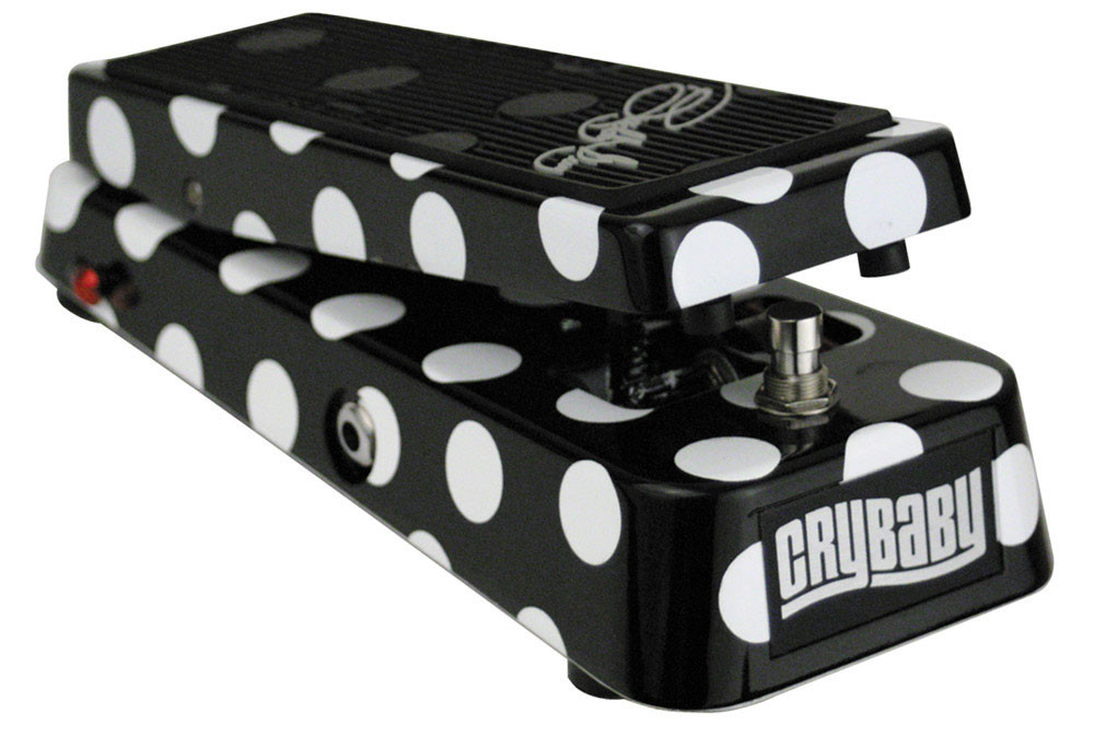 DUNLOP Crybaby Buddy Guy Signature Wah