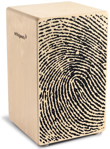 SCHLAGWERK CP107 X-One Fingerprint