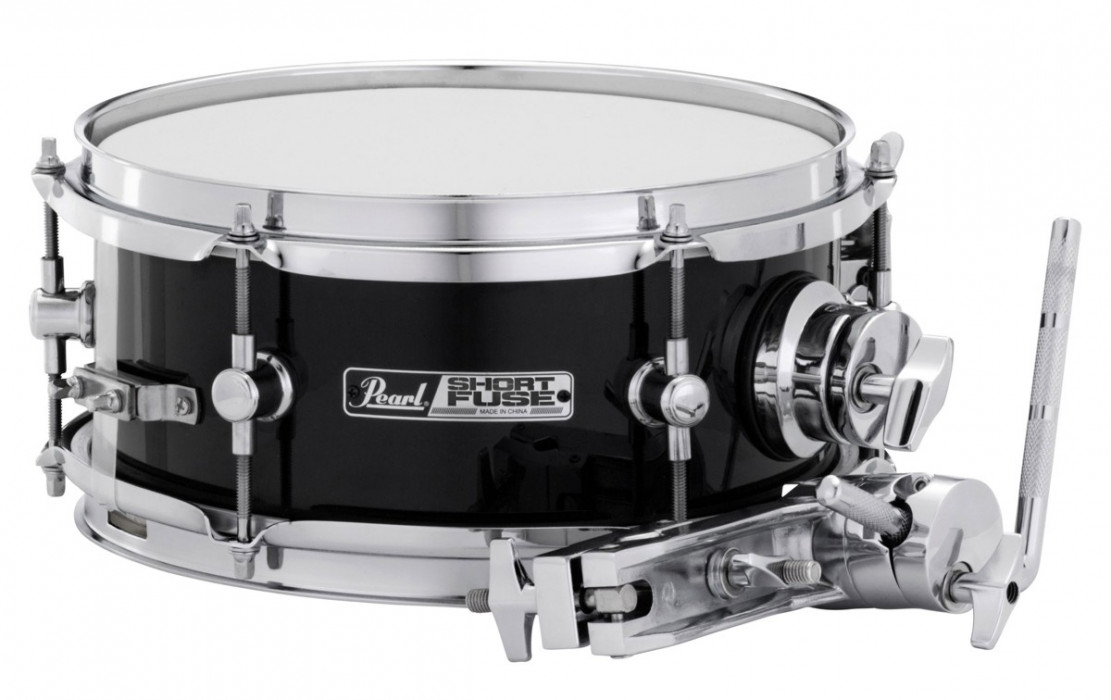 "PEARL SFS10/C31 Short Fuse Snare Drum 10"" x 4.5"""