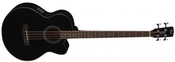 CORT SJB5F, Rosewood Fingerboard - Black