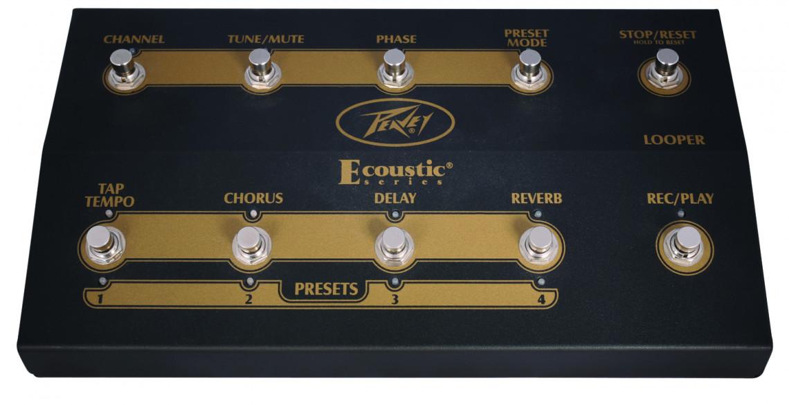 PEAVEY Ecoustic E110 Footcontroller