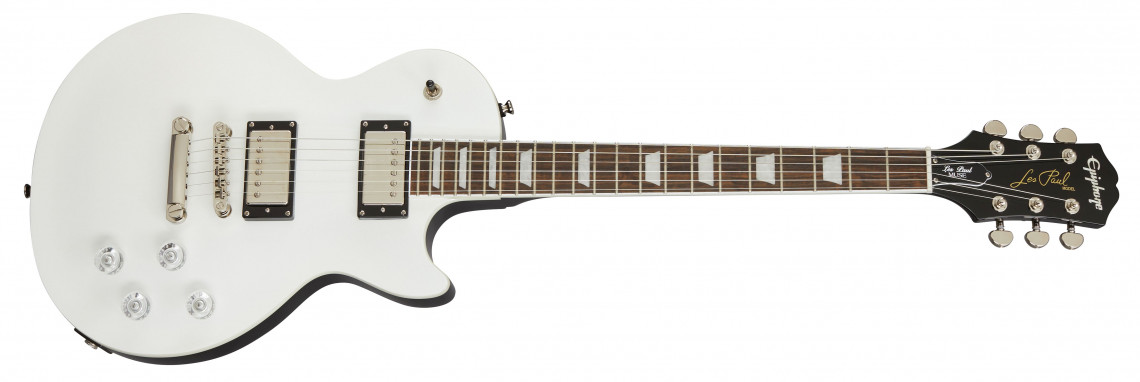 EPIPHONE Les Paul Muse Pearl White Metallic