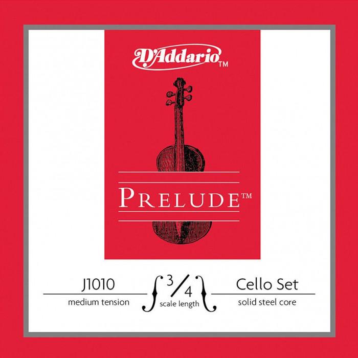 D´ADDARIO - BOWED J1010 Prelude Cello 3/4 - Medium