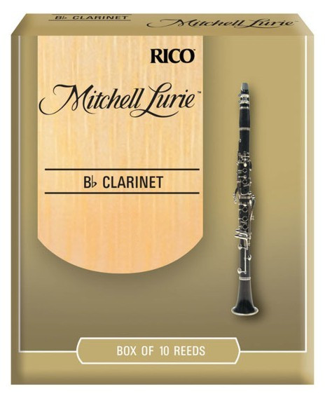 RICO RML10BCL450 Mitchell Lurie - Bb Clarinet 4.5 - 10 Box