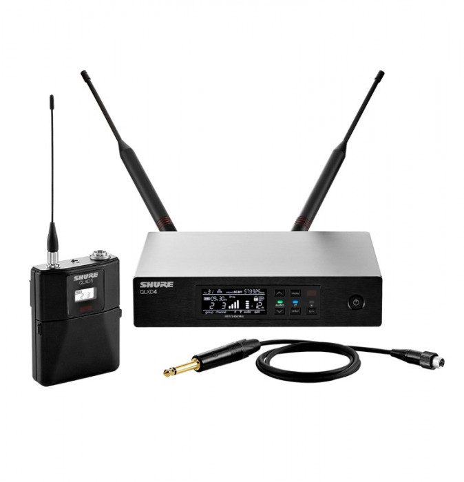 SHURE QLXD14 H51 470 - 534 MHz