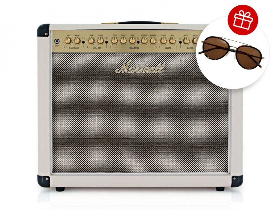 MARSHALL DSL40CRD Limited Edition Cream