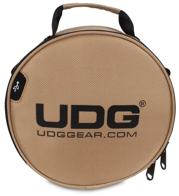 UDG Ultimate DIGI Headphone Bag Gold