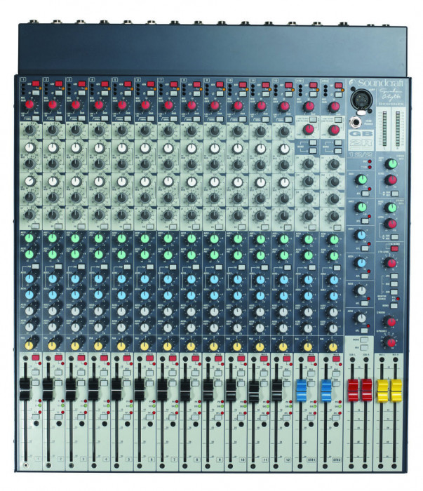 SOUNDCRAFT GB2R 12.2channel version