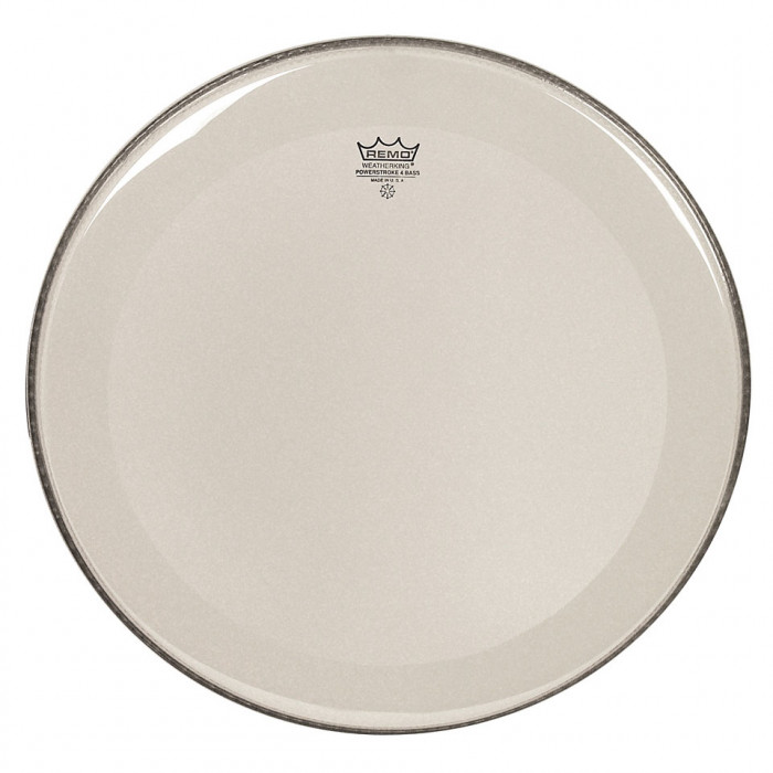 REMO Powerstroke 4 Bass Clear 22""