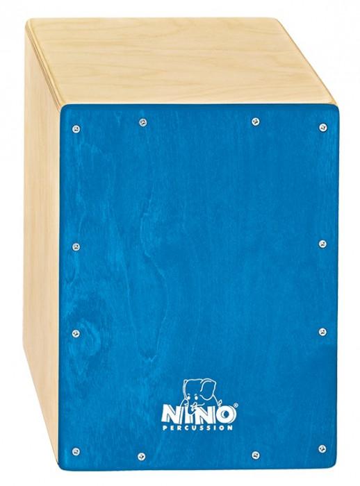 NINO PERCUSSION NINO950B Cajon - Blue