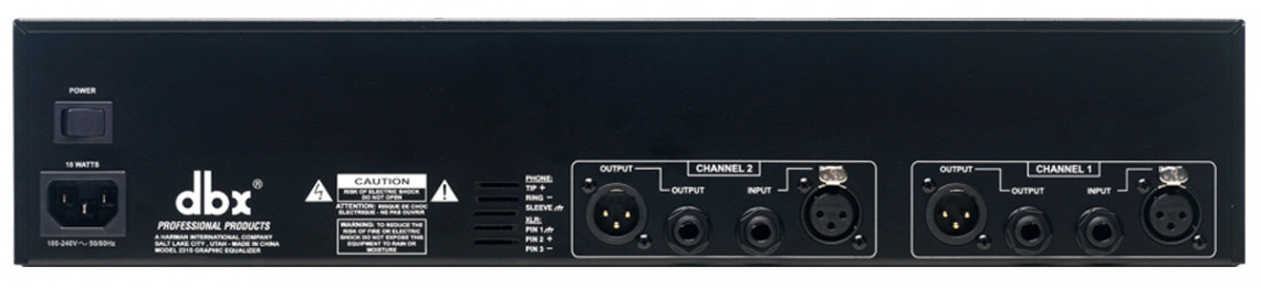 DBX DD 231S