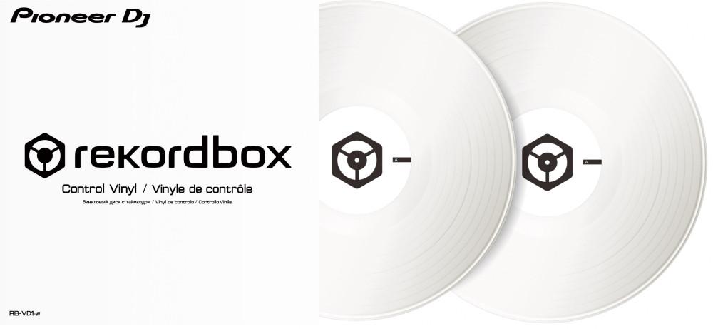 PIONEER DJ RB-VD1-W