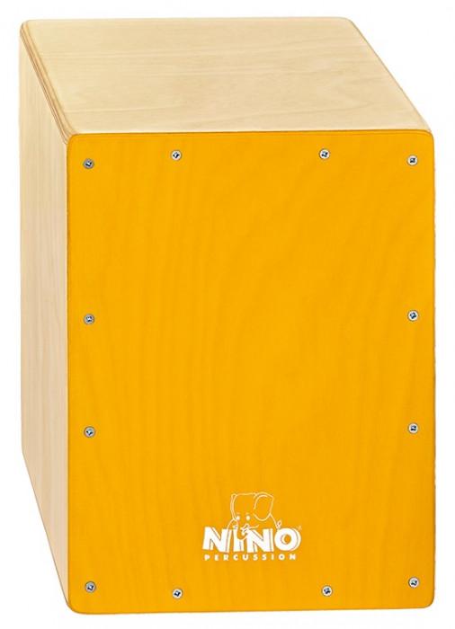 NINO PERCUSSION NINO950Y Cajon - Yellow