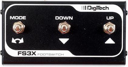 DIGITECH FS3X Foot Controller