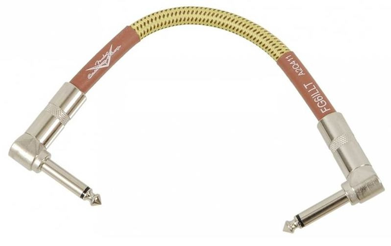"FENDER Custom Shop Performance Series Cable Bowl 6"" Tweed"