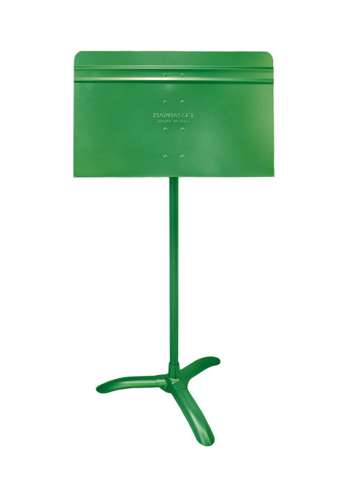 MANHASSET Model 48-GRN Symphony Stand - Green